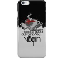 Moriarty fairytale iPhone Case/Skin