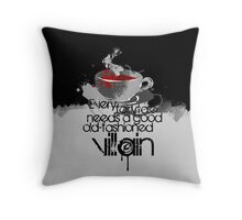 Moriarty fairytale Throw Pillow