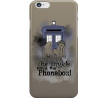 The Angels iPhone Case/Skin