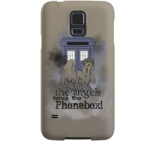 The Angels Samsung Galaxy Case/Skin