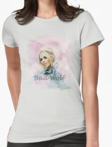 Rose Tyler Womens Fitted T-Shirt
