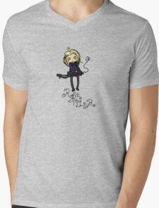 Rose Tyler - SD Mens V-Neck T-Shirt