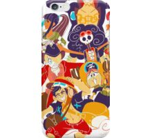 STRONG WORLD  iPhone Case/Skin