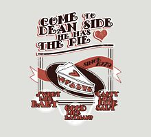 Dean Side Womens Fitted T-Shirt