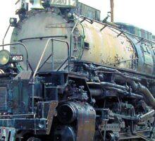 Engine  4012 Sticker
