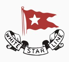 White Star Line One Piece - Long Sleeve