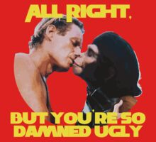 So Damned Ugly - Planet Of The Apes T-Shirt