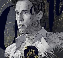 Rust Cohle by Chincoles