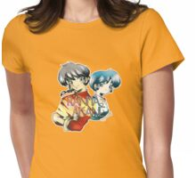 Ranma ♥ Akane Womens Fitted T-Shirt