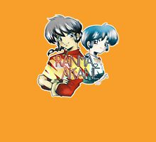 Ranma ♥ Akane Womens Fitted T-Shirt