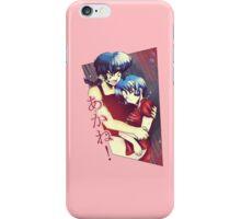 Ranma ♥ Akane 2 iPhone Case/Skin