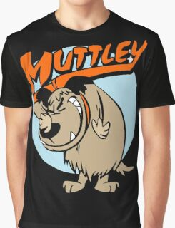 Muttley Laughing Graphic T-Shirt