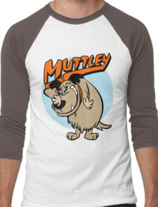 Muttley Laughing Men's Baseball ¾ T-Shirt