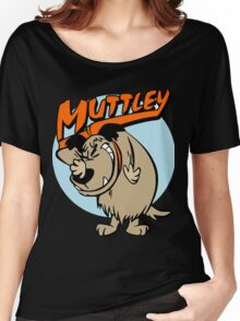 Muttley Laughing Women's Relaxed Fit T-Shirt