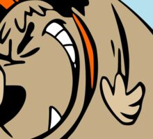 Muttley Laughing Sticker