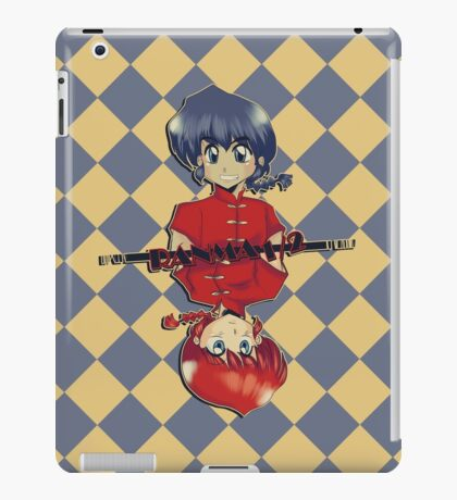 Ranma 1/2 iPad Case/Skin