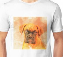 Boxer Puppy Unisex T-Shirt