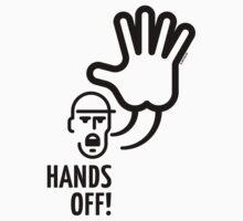Hands Off! by MrFaulbaum