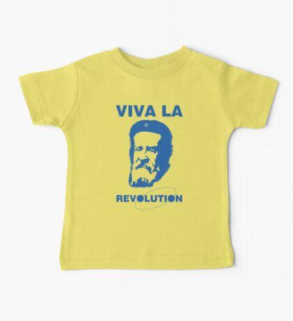 Viva la Revolution Baby Tee