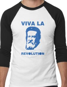 Viva la Revolution Men's Baseball ¾ T-Shirt