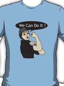 We Can Do It ! TJLC - Deerstalker edition T-Shirt