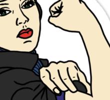We Can Do It ! TJLC - Deerstalker edition Sticker