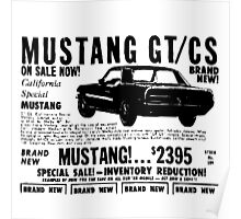 New Mustang! Poster