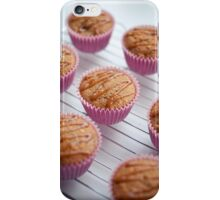 Caramel Cupcakes iPhone Case/Skin
