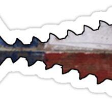 Tuna Tail Texas Sticker