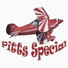 Vintage Pitts Special Shirt by Stefan Bau