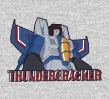 Transformers: Thundercracker One Piece - Long Sleeve
