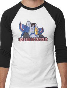 Transformers: Thundercracker Men's Baseball ¾ T-Shirt