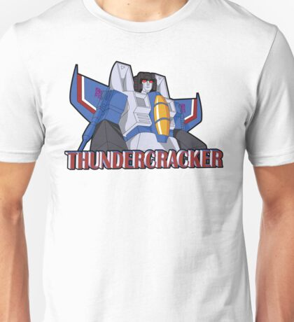 Transformers: Thundercracker Unisex T-Shirt