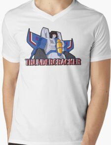 Transformers: Thundercracker Mens V-Neck T-Shirt