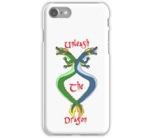 Unleash The Dragon iPhone Case/Skin