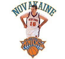 Steve Novak Knicks Belt Celebration by shanemuir5