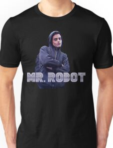 Mr Robot - Hackerman Aesthetic  Unisex T-Shirt