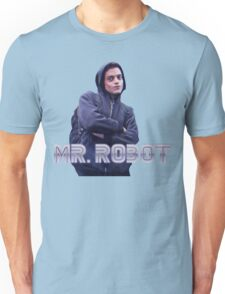 Mr Robot - Hackerman Aesthetic  Unisex T-Shirt