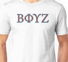 BOYZ Greek Logo Unisex T-Shirt