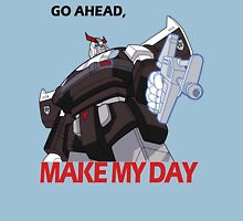 "Prowl - ""Go ahead, make my day"" Unisex T-Shirt"