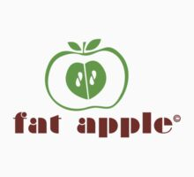 fat apple greenboy Baby Tee