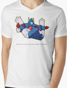 Ultra Magnus - quote Mens V-Neck T-Shirt