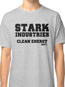 Stark Industries Clean Energy Dept. Classic T-Shirt