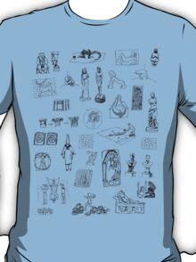 History of Art T-Shirt