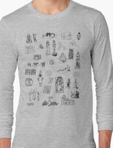 History of Art Long Sleeve T-Shirt
