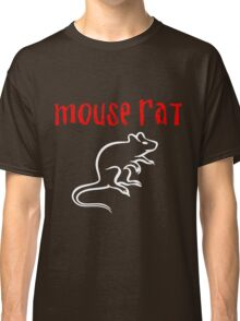 Mouse Rat Fan art Classic T-Shirt