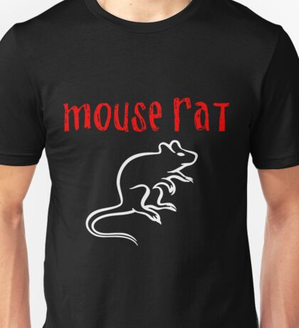 Mouse Rat Fan art Unisex T-Shirt