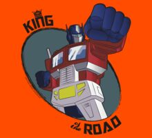 Optimus Prime - King of the Road (punch) Kids Clothes