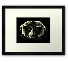 Bestiary ~ Part Nine Framed Print