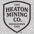 Heaton Mining Co. - Inspired by Bruce Springsteen's 'Youngstown' by Mark Lenthall